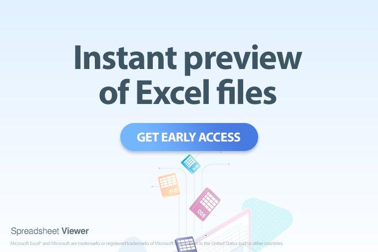 Vuejs Excel Table