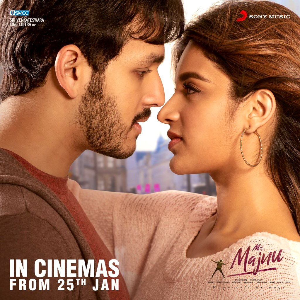 #MrMajnu Review - Akhil Akkineni FAILS YET AGAIN