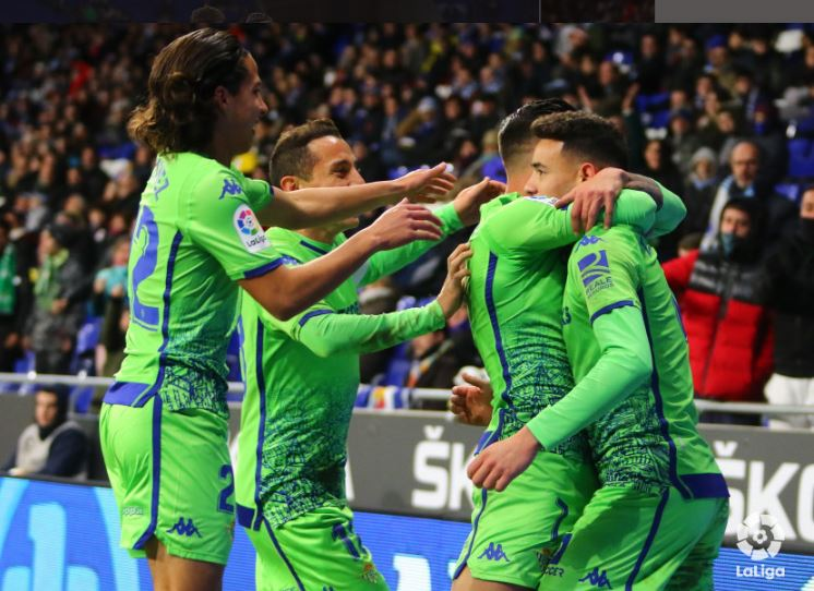 Video: Espanyol vs Real Betis