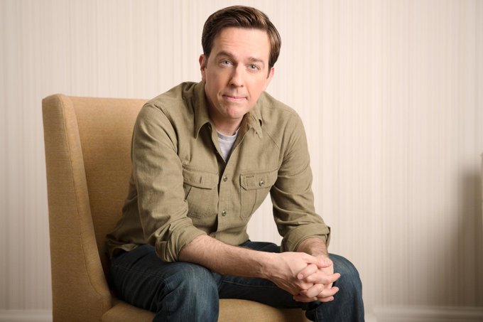 Happy Birthday to the very talented Ed Helms!