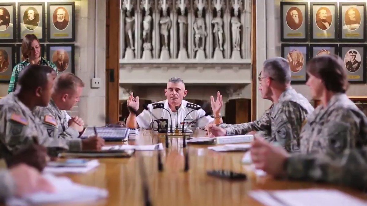 On the morning September 11, Lt. Gen. Robert L. Caslen Jr. helped with relief efforts at the Pentagon. The 2019 Theodore Roosevelt Award winner was one of the leaders of the US military response to the attacks: on.ncaa.com/9xqbh