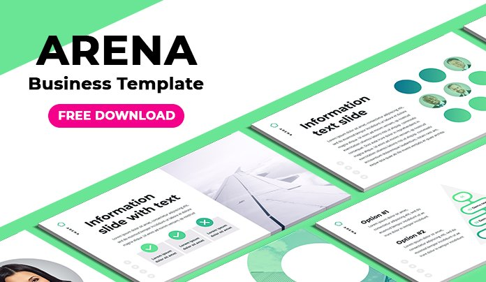 9e12d636a New Free Business PowerPoint Template