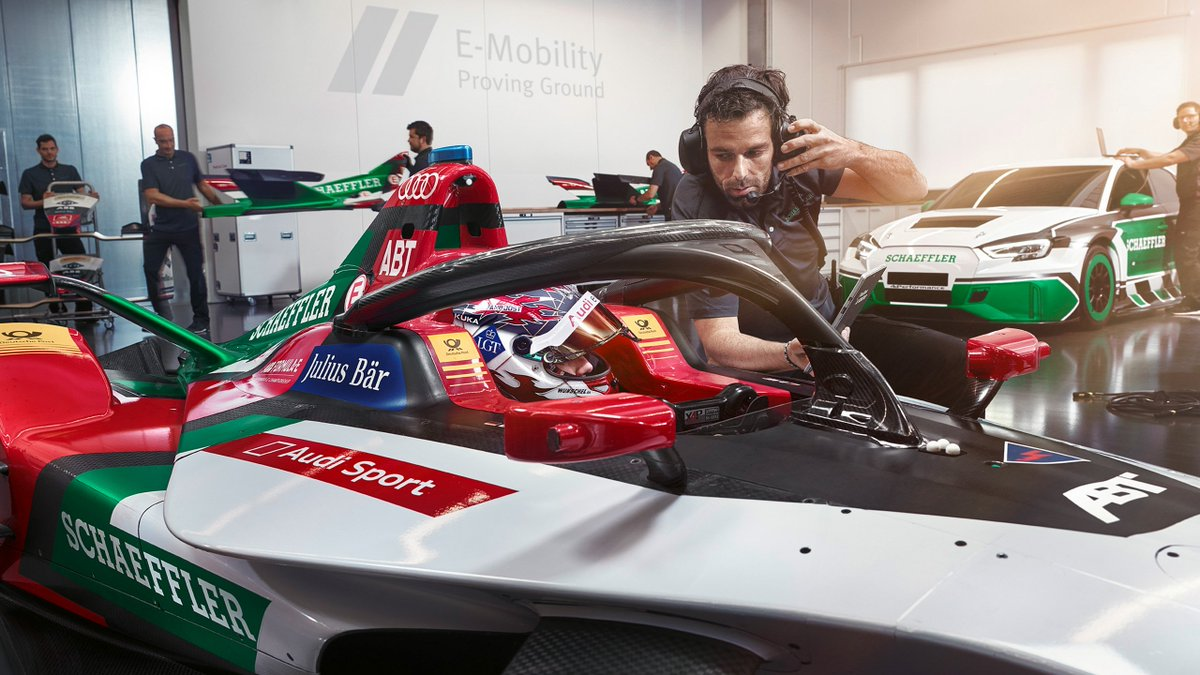 Social News Schaeffler Group Race Car Fuse Box The Drive Technology Of Future On Track Were Putting Electric Drives Road Ready To Go Into Production Https Tco R7wiitmxmf
