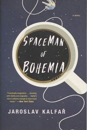 Spaceman of Bohemia by Jaroslav Kalfař  review https://t.co/OnrPryLzCh 'With its interplanetary shenanigans and lessons in Czech history, this zany satirical debut is bursting at the seams' Chosen by Třinec, Library, Czech Republic https://t.co/62QRfkj4Um https://t.co/uJq5Nk007F