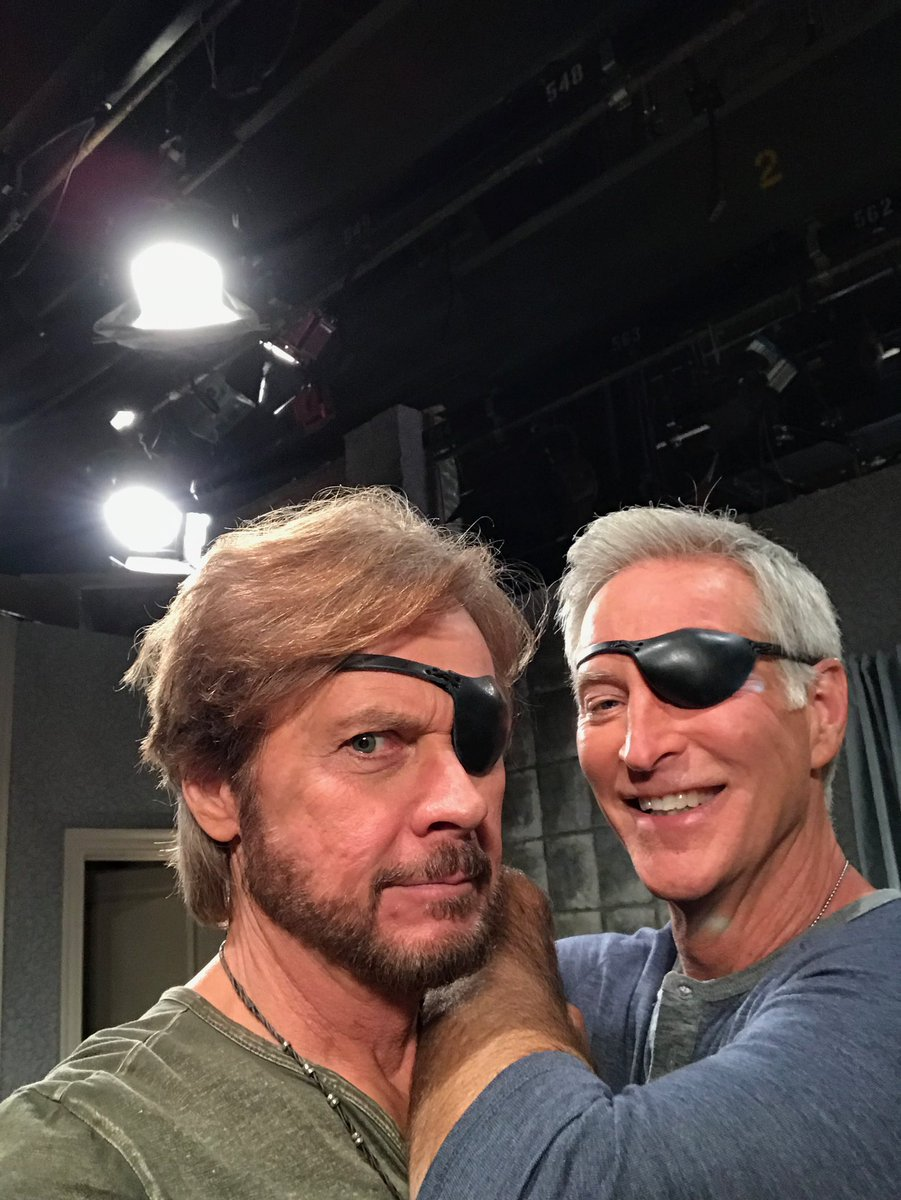 Stephen Nichols On Twitter Whatchu Doin With That Patch Dude Love You Buddy Happy 33rd Days