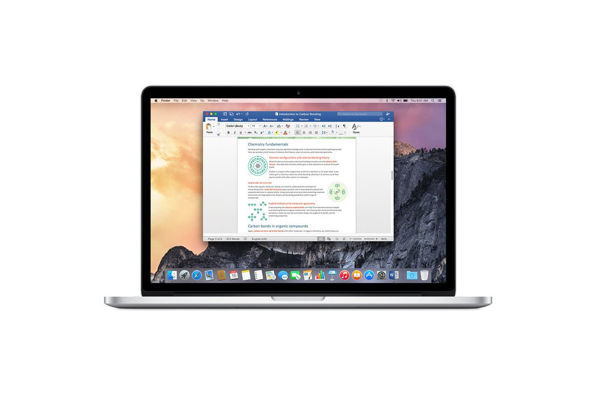 Microsoft Office now available on Apple's Mac App Store