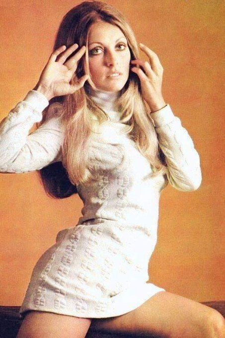 Happy birthday Sharon Tate, wherever you are, my Aquarian queen.