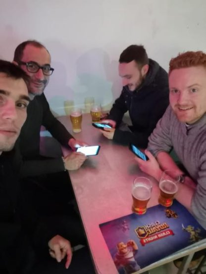 Who turned the tables? It seems our Host @speakerstelios and friends are having fun in London! 😇 https://t.co/pSaAG1Gl9D