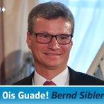 Image for the Tweet beginning: Wir gratulieren dem Bayerischen #Staatsminister