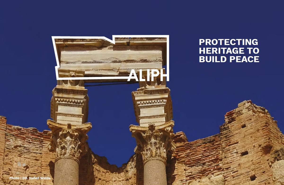 "ALIPH Foundation в Twitter: ""ALIPH, a new international ..."