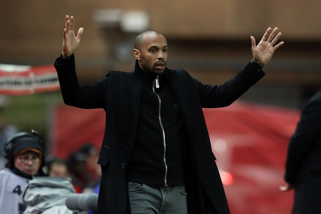 Thierry Henry has been suspended by Monaco while they make a decision on his future.  More: http://bbc.in/2sKVKJK