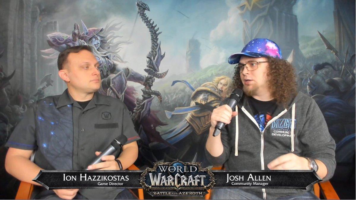World of Warcraft Dev Tracker | devtrackers gg