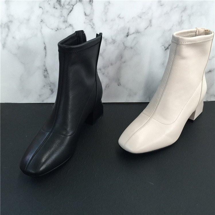 f9566ebe9e0a BOOPDO DESIGN BLOCK HEELED ANKLE BOOTS https   boopdo.com products