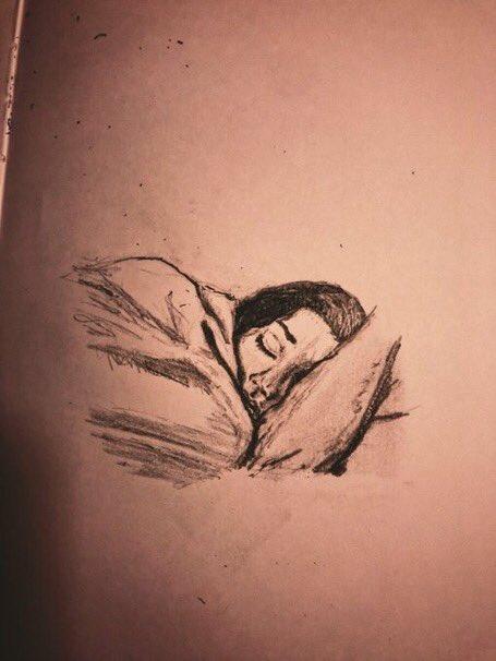 Duda S Tweet Desenhar Menina Que Dorme Bonitinho E Facil Quero