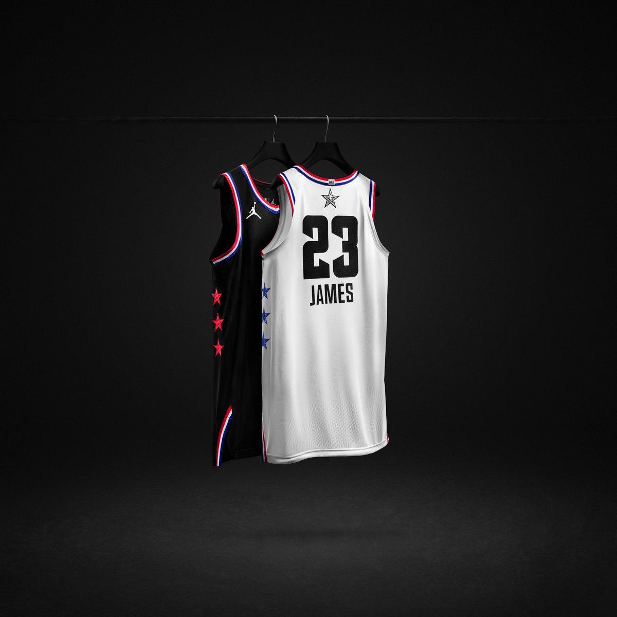 the 2019 Jordan Brand  NBAAllStar Edition Uniforms  https   swoo.sh 2Hwrg8e  pic.twitter.com fOM51Epb6F. 5 02 PM - 24 Jan 2019 6a41cda14