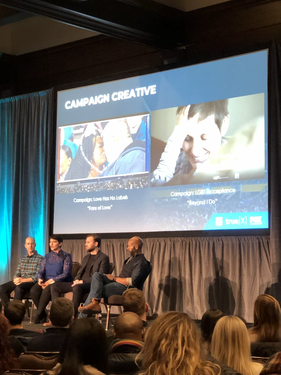 Great case study on the success of the #AdCouncil campaign #LoveHasNoLabels built by @trueX and run on @FOXTV streaming. Nice job @_allisonk @christianborges #JamieAuslander and #OwenBaker
