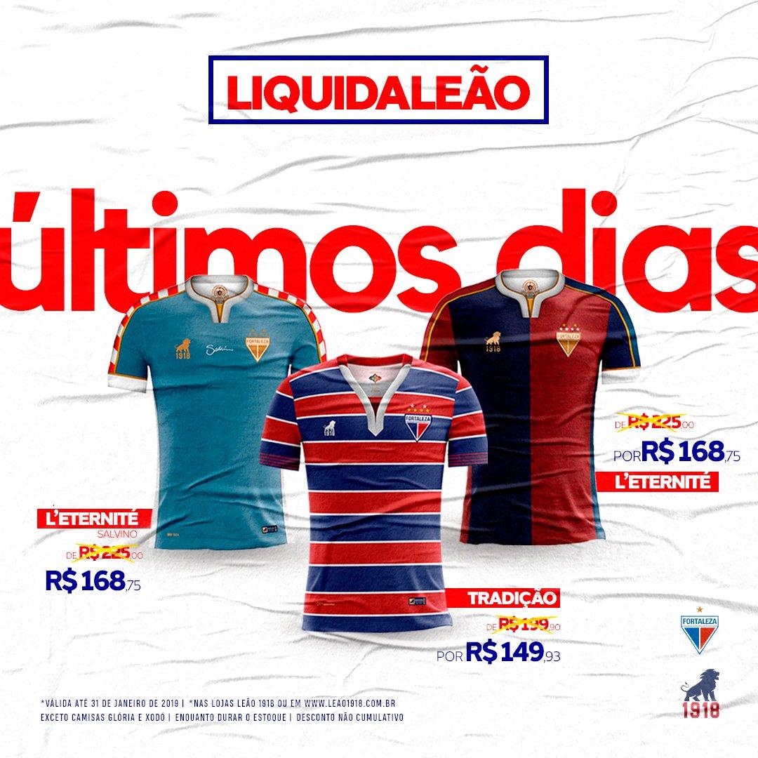 27a6230a2b Corra até umas de nossas lojas #Leão1918, quiosques oficiais ou acesse:  http://www.leao1918.com.br e aproveite essa mega  promoção.pic.twitter.com/3cSbbcc4P4