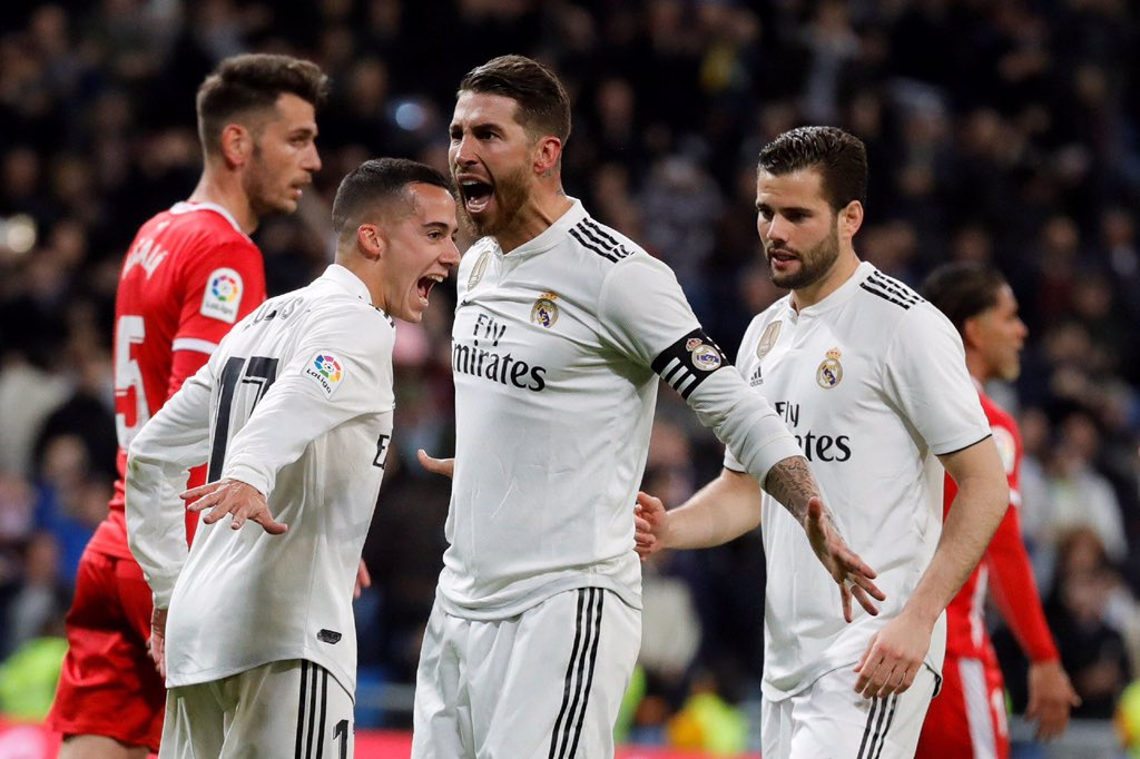 أهداف فوز ريال مدريد على جيرونا 4-2 (كأس ملك إسبانيا)