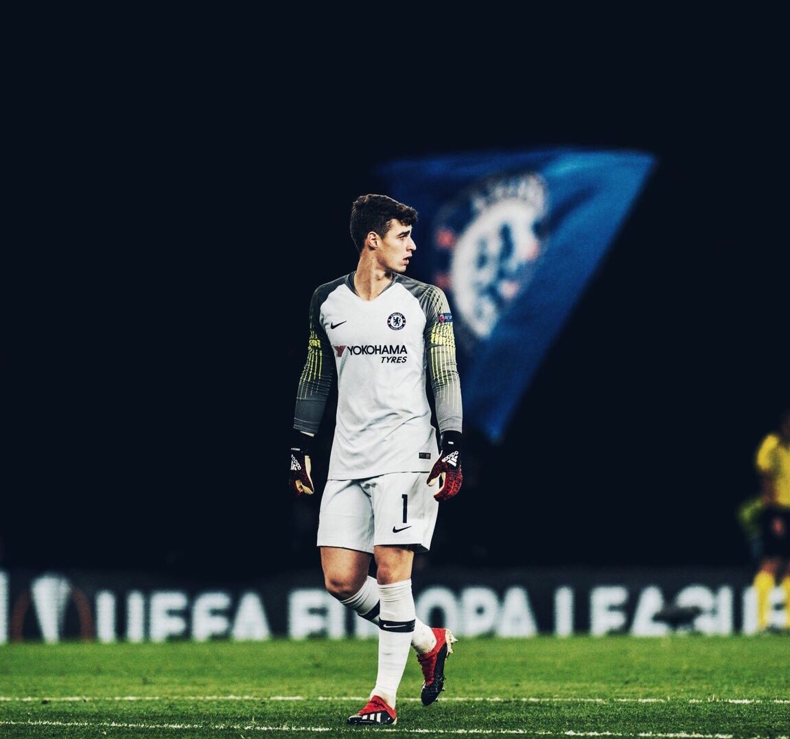 Let's take a moment out of the celebrations to talk about this guy...  Kepa Arrizabalaga, we salute you. You are everything we wanted Courtois to be 💙