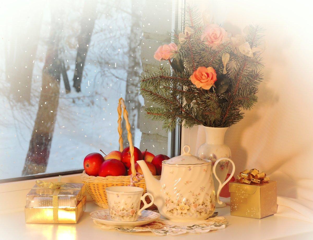 связи картинка декабрь день доброе утро него были проблемы