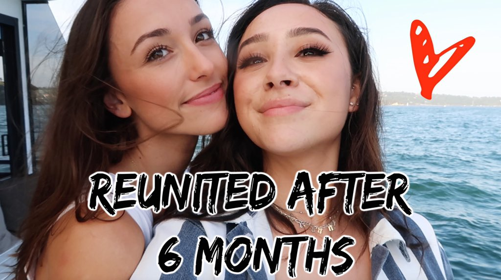 New video is up! ❤️ RT for a cheeky DM 💫 Reunited with my best friend! (Emotional) 😭✨💗 youtu.be/ZxC6O31viEE