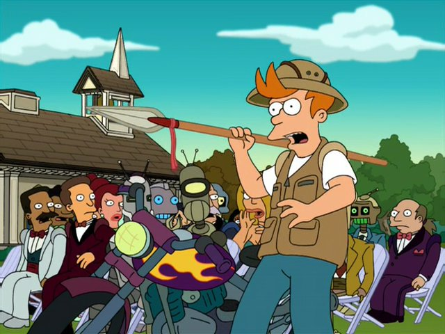 Image result for congo jack futurama