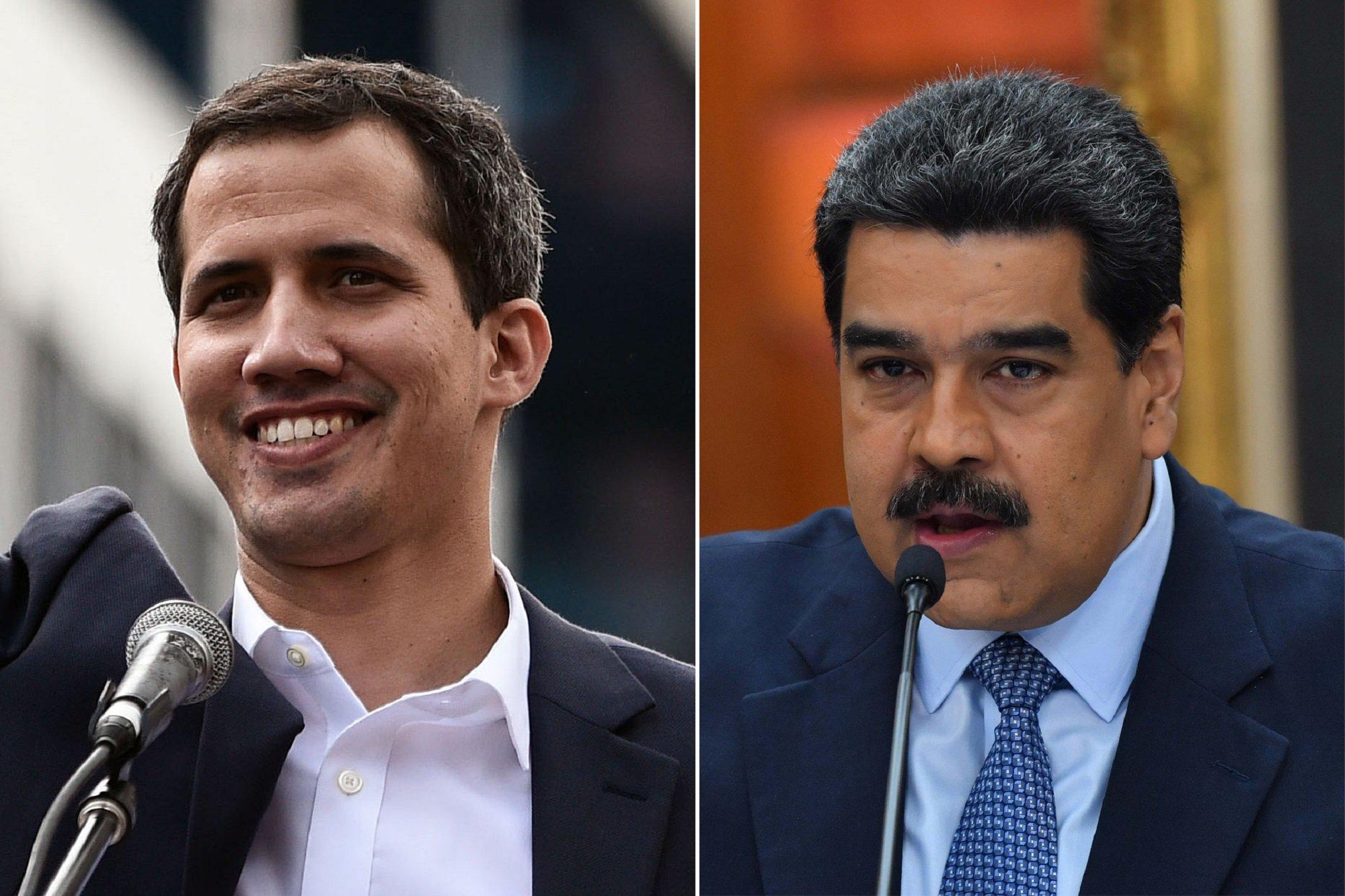 Устоит ли Мадуро?