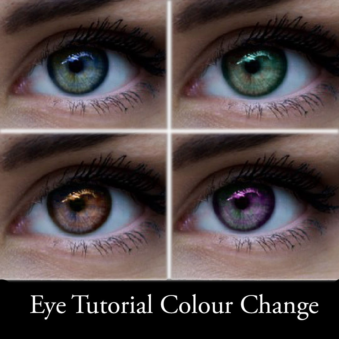 eyecolorchange… tagged Tweets and Downloader | Twipu