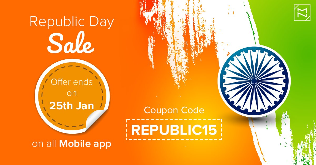 Convert your eCommerce store into Mobile App with #MageNative. Ready to leverage the utmost of our apps at least prices this #RepublicDay  Avail flat discounts on purchase >>  https:// buff.ly/2R8VrC9      #MobileApp #Cedcommerce #BusinessGrowth #WooCommerceApp #MagentoApp #OpenCartApp<br>http://pic.twitter.com/zbn12kY85z