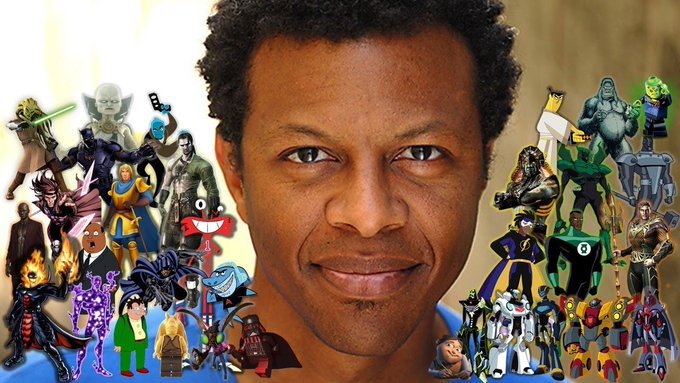 Happy Belated 52nd Birthday to actor, voice actor, and impressionist, Phil LaMarr!