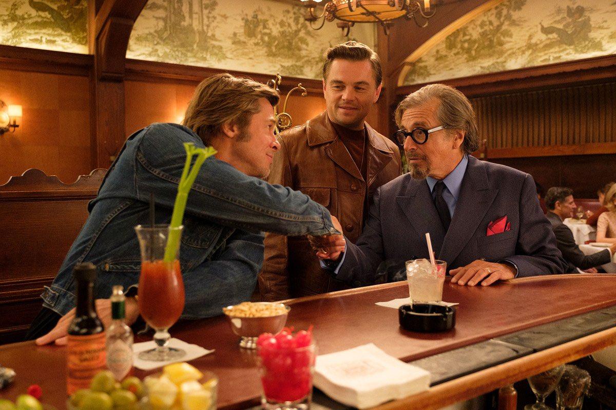 Once upon a time in Hollywood de Quentin Tarantino, avec Leonardo DiCaprio et Brad Pitt Dxw3Kf3WwAAI2FC?format=jpg&name=large
