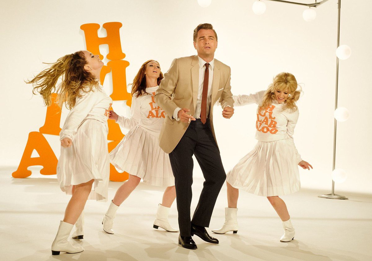Quentin Tarantino: Once upon a time in Hollywood (2019) - Página 3 Dxw7cWpXQAUzs4k