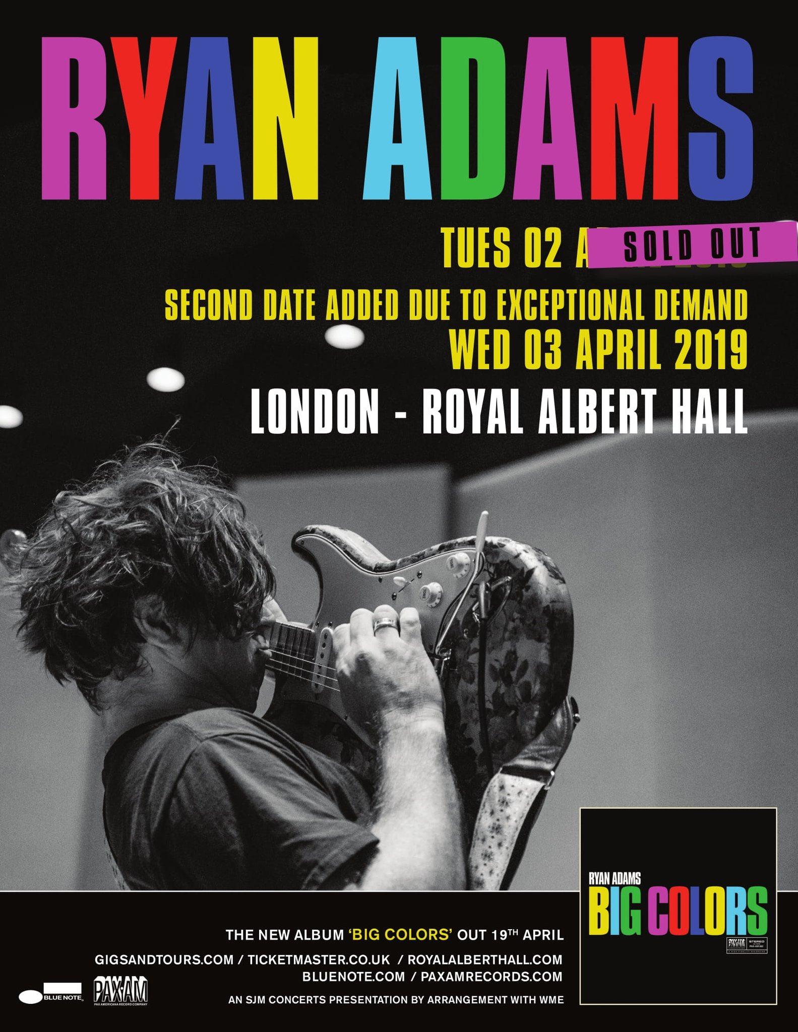 Ryan Adams - Página 6 DxwHAUsW0AE2aG6
