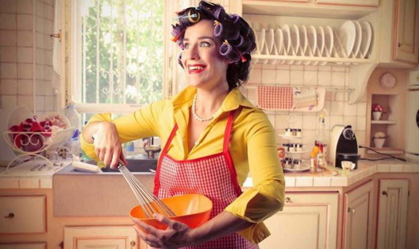 Дочей, прикольные картинки домохозяйки
