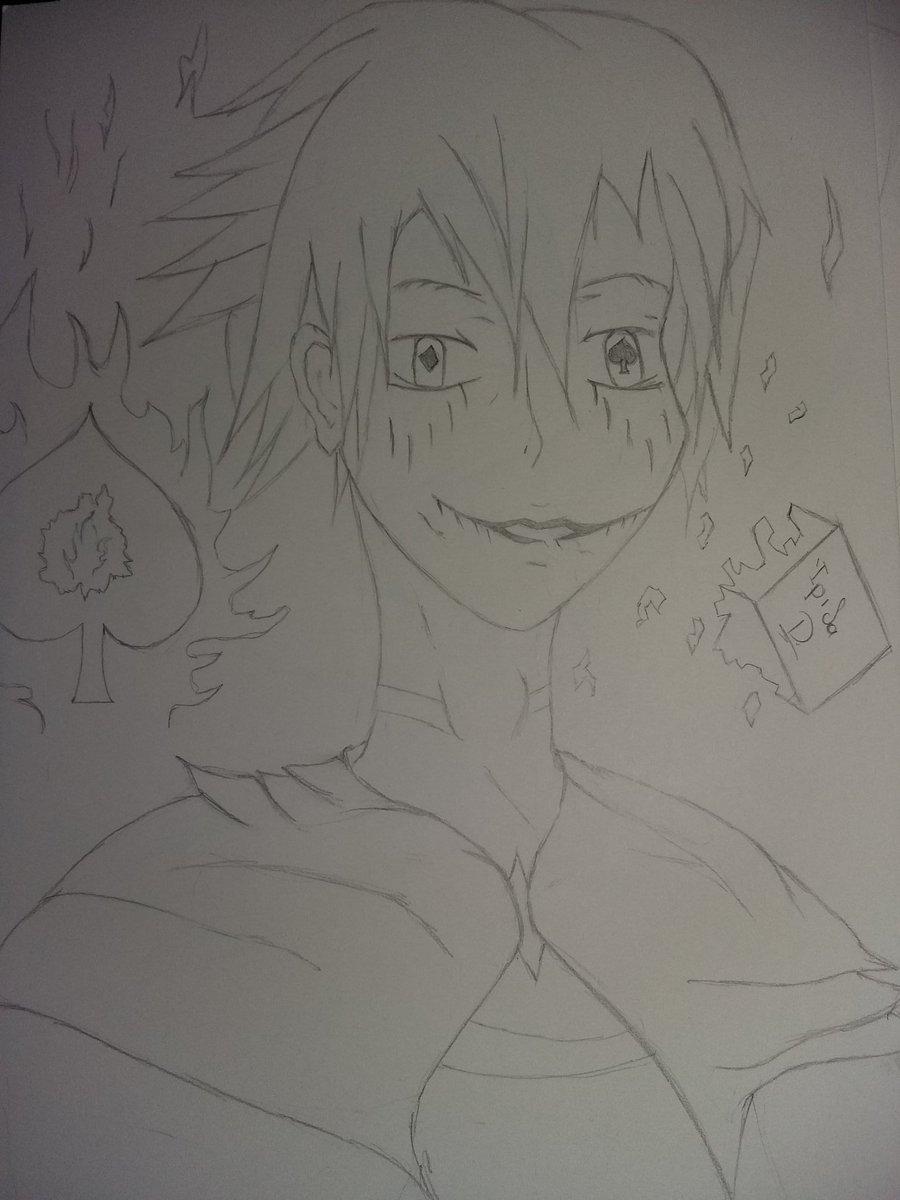 Irida46 On Twitter My Idea For Manga Joker Manga