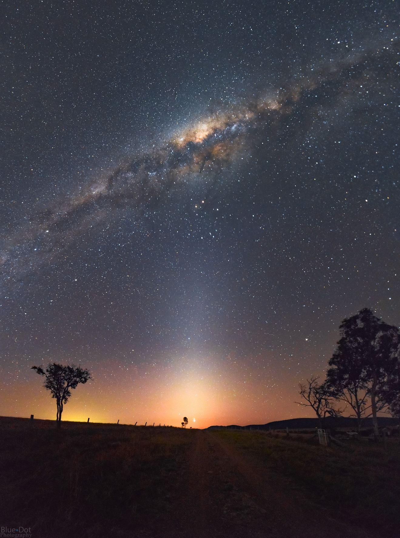 фото млечного пути на небе зачастую для
