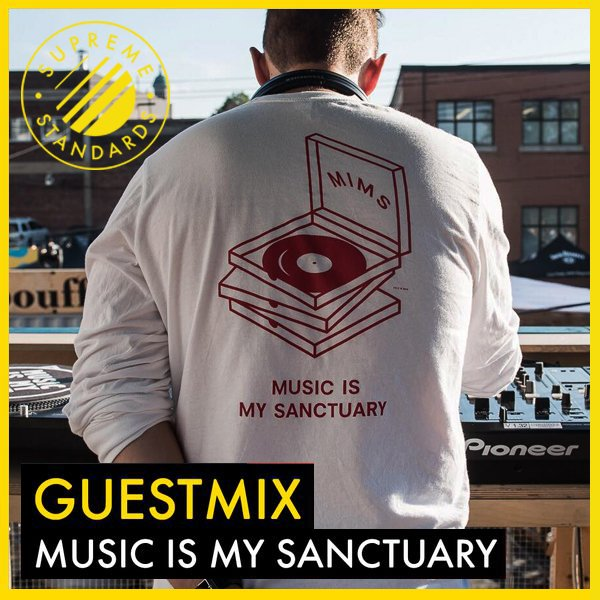 29f420d118862 Check out this fresh Jazz and bruk mix from Music Is My Sanctuary s   mimslexis.