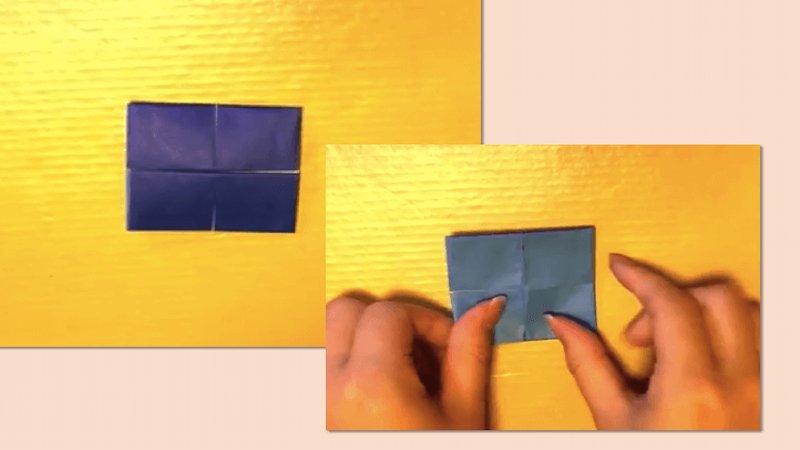 折り紙2枚でコースターが作れちゃいます♪ 手軽にテーブルを鮮やかにしてくれます!  【にじゅうものいれ】の折り紙のイラスト&動画はこちらからどうぞ▼ https://t.co/pYD9BlcSxQ #折り紙 #おりがみ #Origami  #たのしい折り紙 #紙遊び https://t.co/xa4nU7Dkdq