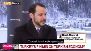We had an interview with Bloomberg in Davos about recent developments and near term prospects.
