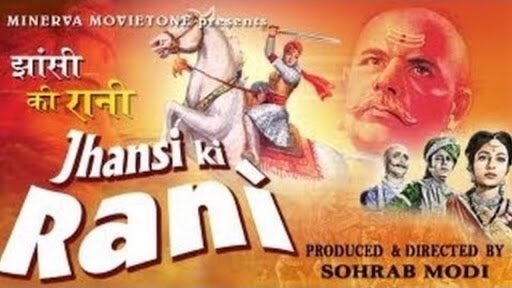 Indian Cine Dastaan On Twitter Jhansi Ki Rani 1953 Produced And Directed By Sohrab Modi Minerva Movietone Production Is Credited As The First Technicolor Film Made In India Modi S Wife Mehtab Stars