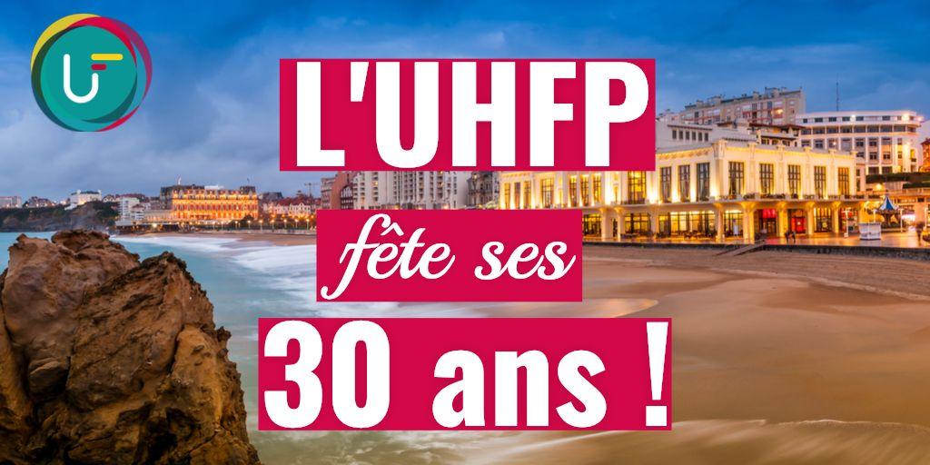 UHFP2019 Bienvenue aux 1 200 participants pour fêter les 30 ans de l UHFP  du 30 janvier au 1er février 2019 !pic.twitter.com 4lqBJZWrc1 f4f088df7c08
