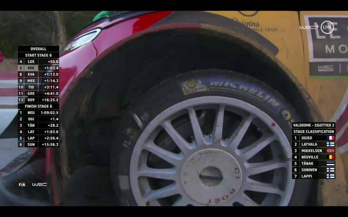 WRC: 87º Rallye Automobile de Monte-Carlo [22-27 de Enero] - Página 13 DxwxLDIW0AEpSI2