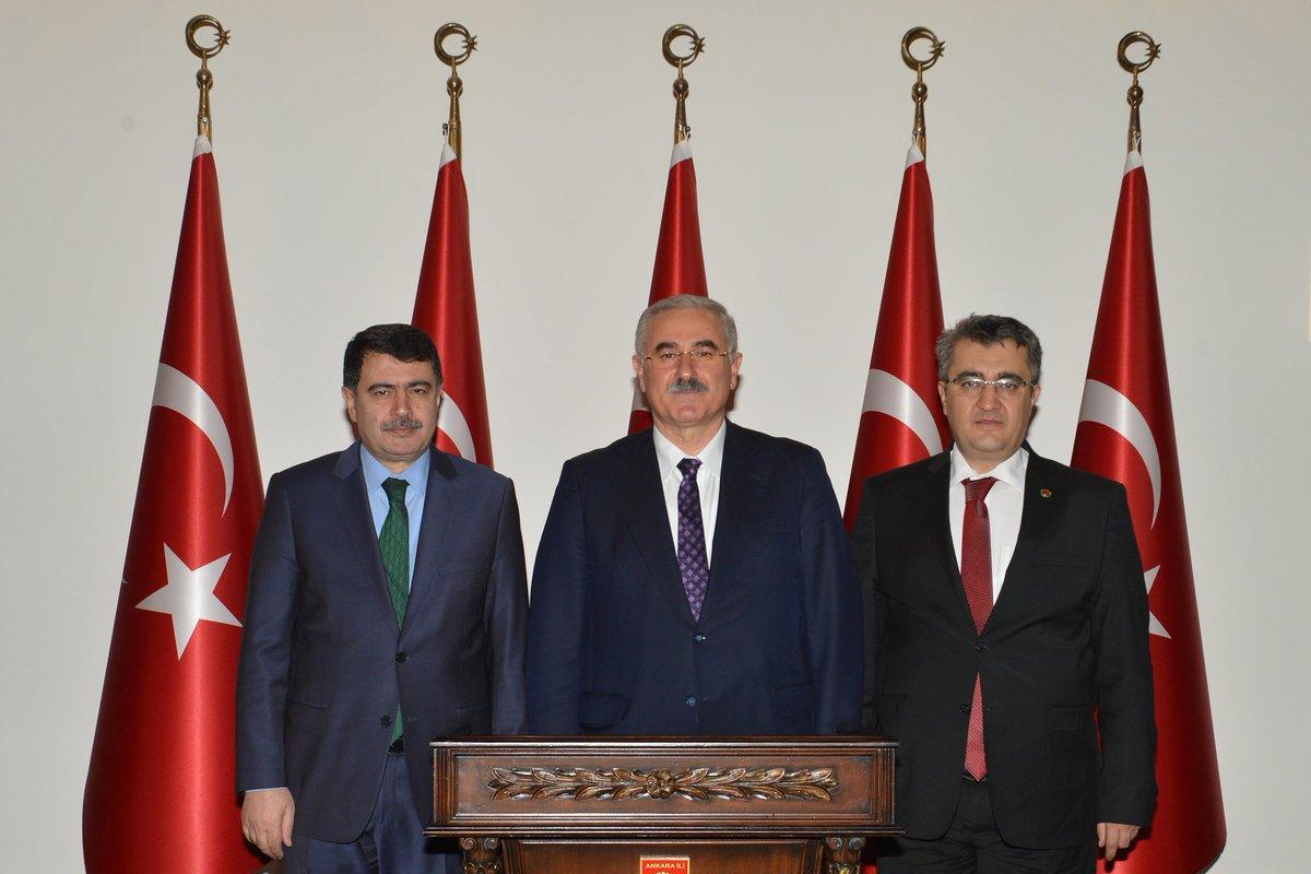 T.C. Ankara Valiliği no Twitter: