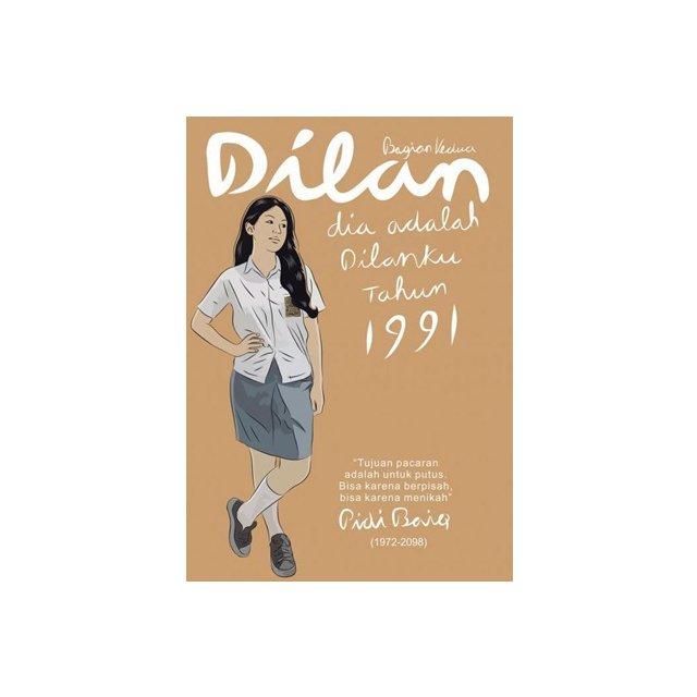 Ebook Dilan 1991 Full