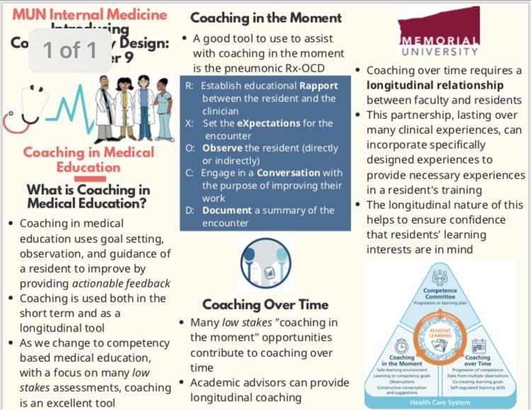 MUN Internal Med Faculty Development on Twitter: