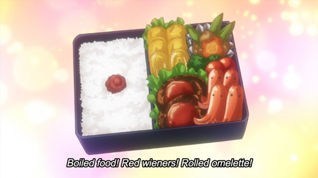 """Crunchyroll on Twitter: """"FEATURE: Cooking With Anime: Shirogane's Bento  from Kaguya-Sama: Love is War! ✨ More: https://t.co/V0eqitROnz… """""""