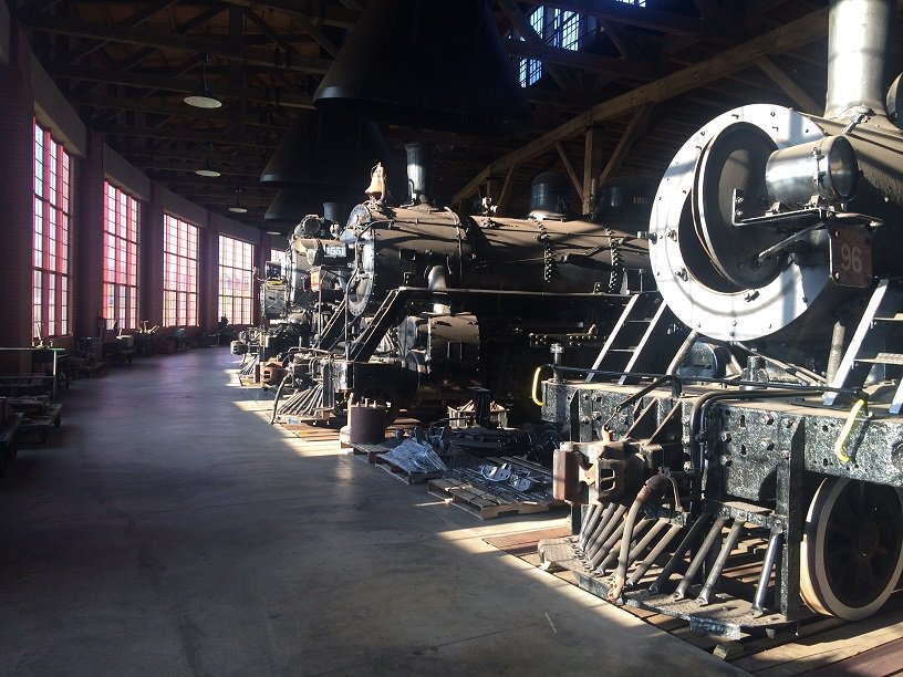 Age of Steam Roundhouse Museum on Twitter: