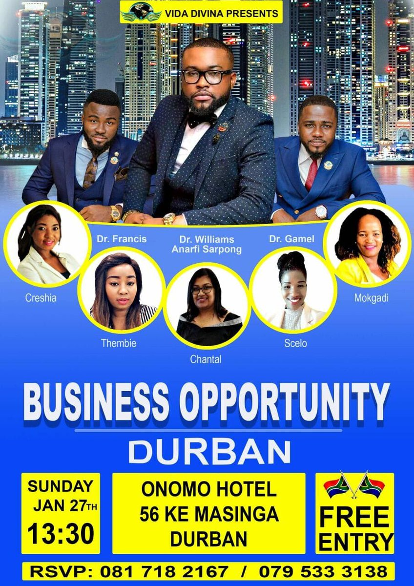 Anyone in SA?? You need to attend this program!