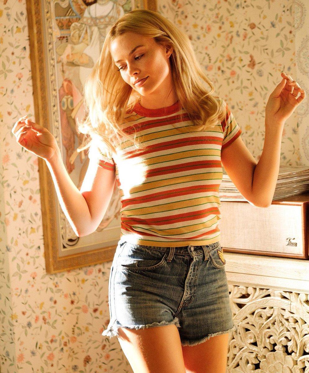 Margot Robbie #OnceUponATimeinhollywood
