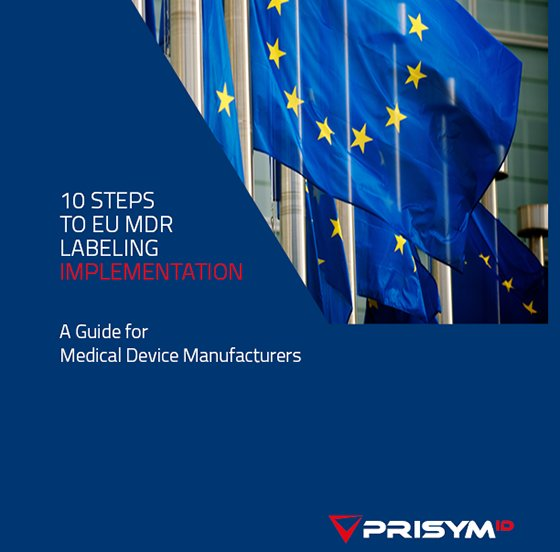 The #EUMDR deadline is closer than you think! Download our free  #Guide: 10 Steps to EU MDR #Labeling #Implementation  https://tinyurl.com/y9xalag9